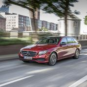 Mercedes Classe E : l'élégance faite break