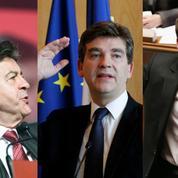 Mélenchon, Montebourg, Macron: la gauche est en pleine recomposition