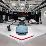 Belles échappées automobiles à Stuttgart