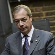 Nigel Farage de retour à la tête de l'Ukip