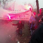 SNCF: les syndicats dénoncent un bond des procédures disciplinaires après les grèves