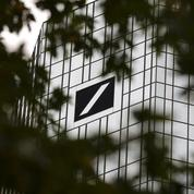 Deutsche Bank étudie plusieurs pistes pour sortir de la crise