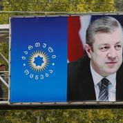 Géorgie: des élections à l'ombre d'Ivanichvili