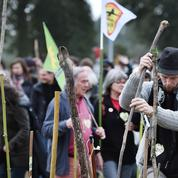 Notre-Dame-des-Landes : les opposants font «résonner les chants de leurs bâtons»