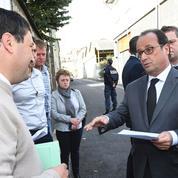 Six mois avant la présidentielle, François Hollande se rassure en Corrèze