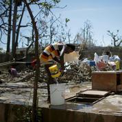 Après l'ouragan Matthew, Haïti face à l'urgence humanitaire