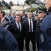 Les policiers en colère après l'attaque de l'Essonne