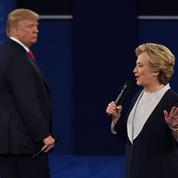 Débat Clinton/Trump : la campagne «touche un nouveau fond», selon la presse américaine