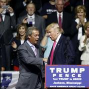 Nigel Farage conseille Donald Trump