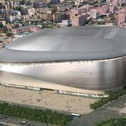 400 millions d'euros pour rénover le stade Santiago Bernabeu