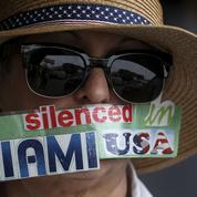Les exilés cubains de Floride comparent Trump à Castro