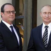 Vladimir Poutine décide finalement de reporter sa visite en France