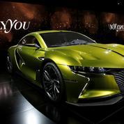 DS se voit en futur champion de la voiture électrique