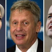 Qui sont les autres candidats à l'élection présidentielle américaine ?