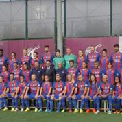 Joueurs et joueuses du Barça réunis pour la première fois sur une photo officielle