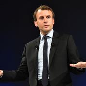 Macron ne veut pas être un «président normal»
