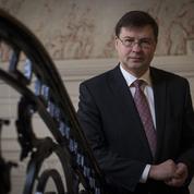 Valdis Dombrovskis: «Paris doit ramener son déficit dans les clous en 2017»