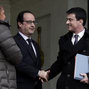 «Lâcheté» de la magistrature : Valls et Taubira volent au secours de Hollande
