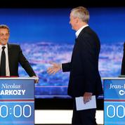 Débat de la primaire : les sarkozystes rappellent le temps où leur champion faisait l'unanimité