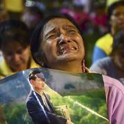 Thaïlande: la mort du roi est une épreuve pour l'économie