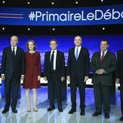 Avec 5,6 millions, le débat réunit plus de téléspectateurs que la primaire PS en 2012