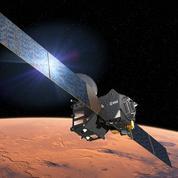 L'Europe va tenter de se poser sur Mars