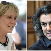 Vifs échanges entre Nadine Morano et l'homme d'affaires Rachid Nekkaz