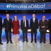 Primaire à droite : un débat très suivi avec 200.000 tweets postés