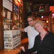 Paris : au Harry's Bar, les expatriés américains votent avant l'heure