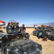Bataille de Mossoul : reportage à Qayyarah, dans le QG de la coalition