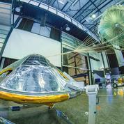 Mission ExoMars : l'atterrisseur européen a entamé sa descente vers la planète rouge