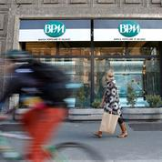 Coup d'envoi pour créer la troisième banque italienne