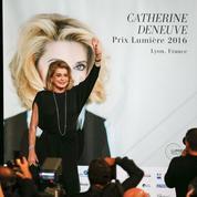 Catherine Deneuve la grande