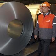 Hollande à Florange pour défendre son bilan industriel
