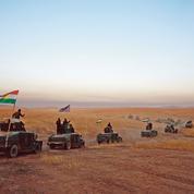 À l'est de Mossoul, les pechmergas passent à l'attaque