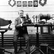 Thomas Edison et Le Figaro :coup de foudre en 1889