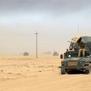 Sur les rives du Tigre, la 9e division blindée à l'assaut contre Daech