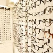 Des lunettes vendues sans ordonnance