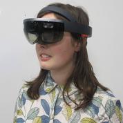 J'ai testé l'HoloLens de Microsoft et le futur n'est pas pour tout de suite