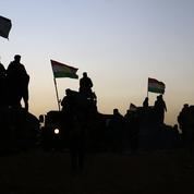 La bataille de Mossoul avec les envoyés spéciaux du Figaro