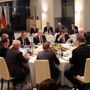 La Syrie s'impose au sommet sur l'Ukraine