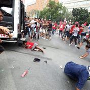 Philippines: un camion de police roule sur des manifestants