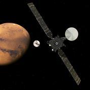 Le sort de la mission européenne ExoMars en suspens