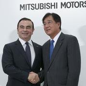 Mitsubishi intègre l'alliance Renault-Nissan