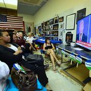 Élections américaines : un scrutin qui sépare les hommes et les femmes