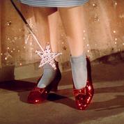 Une campagne pour sauver les souliers du Magicien d'Oz