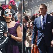 Mexico s'inspire de James Bond pour fêter ses morts