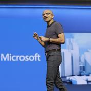 Microsoft est au plus haut en Bourse depuis 1999, et ce n'est pas grâce à Windows