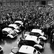 Colère des policiers : la grande manifestation du 13 mars 1958