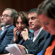 À Tours, Valls se glisse dans les habits du rassembleur de la gauche